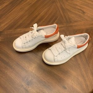 Alexander McQueen fashion sneakers loafers